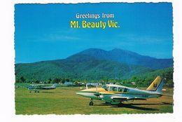 VV-398   MOUNT BEAUTY : Mount Beauty Aerodrome - Vliegvelden