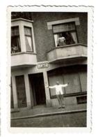 Petite Photo 9 Cm X 6 Cm - Heyst S/Mer - 1946 - Villa Marthe - 2 Scans - Plaatsen