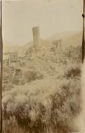 Lot De 2 Photos Format 9x14 Cm Du Chateau De Grangent Pres De Saint Just Sur Loire (42) Vers 1900 - Foto's