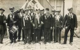 Conscrits De La Commune De Co.... En 1935 - Carte Photo - Personaggi