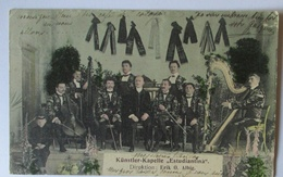 Musik Künstler-Kapelle Estudiantina, 1907 Aus Köln (8410) - Unterhaltung