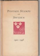 Suède - Postage Stamps Of Sweden 1920 - 1945 / Georg Menzinsky 1946 / 158 Pages - Manuali