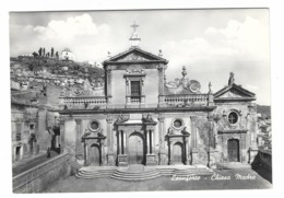 1103 - LEONFORTE ENNA CHIESA MADRE 1950 CIRCA - Enna