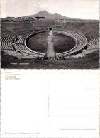 Pompei - Campania - The Amphitheatre - Pompei