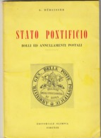 Italie - Vatican - Stato Pontifico / Bolli Ed Annullamenti  Postali / A. Bürgisser 1960 / 125 Pages - Annullamenti