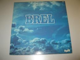 """VINYLE JACQUES BREL """"BREL"""" 33 T BARCLAY (1977) - Vinyl Records"""