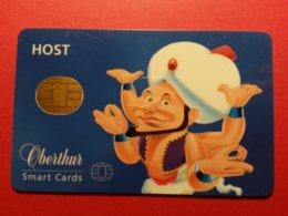 OBERTHUR DEMO TEST CARD Génie HOST Genie Smart (FB1217) - Herkunft Unbekannt