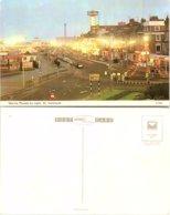 Great Yarmouth - Norfolk - Marine Parade By Night - Great Yarmouth