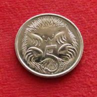 Australia 5 Cents 2013 KM# 401  Australie Australien - Australie