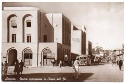 ERITREA - ASMARA NUOVE COSTRUZIONI IN CORSO DEL RE / OLD CARS / AUTOBUS - Eritrea