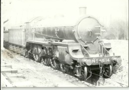 "5644 "" STEAM LOCOMOTIVE-STRAWBERRY HILL-17/3/23"" - Trains"