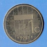1987 * 1 Gulden  Uit FDC-SET  * NEDERLAND * - [ 3] 1815-… : Royaume Des Pays-Bas