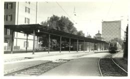 """5646 """"STAZIONE LOCALE DI SALISBURGO-TRENO PER LAMPRECHTSHAUSEN """"ORIGINALE - Trains"""