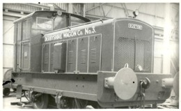 """5648 """"LOCOMOTORE RUSTON-DERBYSHIRE WAGON CO. N° 3""""ORIGINALE - Trains"""