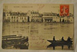 02 Aisne Soissons Inondation De 1910 - Soissons