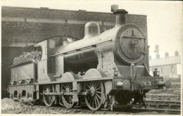 "5652 ""STEAM LOCOMOTIVE N.C.C. N° 13""ORIGINALE - Trains"