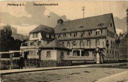 CPA AK Marburg Deutschhausklinik GERMANY (899406) - Marburg