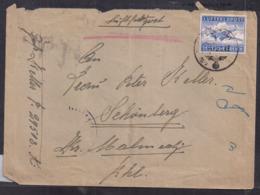 Luftfeldpost - 1942 - Brief - - Deutschland