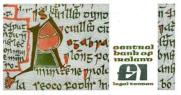 IRELAND P. 70c 1 P 1987 UNC - Ierland
