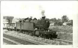 "5654 ""STEAM LOCOMOTIVE GWR 7200 CLASS N° 7217""ORIGINALE - Trains"