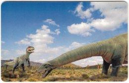 GERMANY PD-Serie A-980 - 15.02 (5310 5210) - Prehistoric Animal, Dinosaur - Used - Germany
