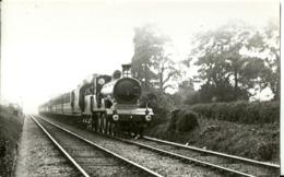 "5658 ""STEAM LOCOMOTIVE 4-4-0 N° 68""ORIGINALE - Trains"