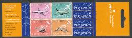 FINLANDE 2003 - CARNET  YT C1607 - Facit H58 - Neuf ** MNH - Avions En Vol - Markenheftchen