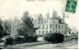 N°77694 -cpa Serquigny -le Château- - Serquigny