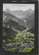 AK 0343  Bad Ischl Vom Katereck - Verlag Brandt Um 1908 - Bad Ischl