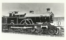 "5660 "" LOCOMOTIVA A VAPORE A TRE CILINDRI- 4-4-0 MIDLAND RAILWAY 1904""ORIGINALE - Trains"