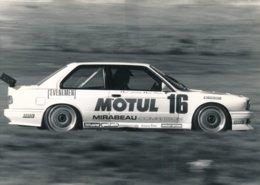 BMW M3 E30 Sans Numéro - Photo Format 21 X 14 Cm Env. - Cars