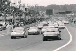 Porsche 944 Turbo Cup 1989 Circuit Des 24 Heures Le Mans - Photos Format 18 X 13 Cm Env. - Cars
