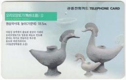 SOUTH KOREA A-623 Magnetic Telecom - Culture, Traditional Craft - Used - Corea Del Sud