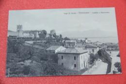 Lago Di Garda Brescia Desenzano Il Castello E Panorama Ed. Brunner Esclusiva C. Colombo NV Non Comune - Brescia