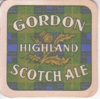 Gordon Highland Scotch Ale - Beer Mats
