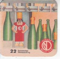 Gueze Belle-Vue - Beer Mats