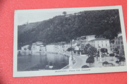 Lago Di Garda Brescia Maderno Piazza V. E. 1937 Ed. Panighetti - Brescia