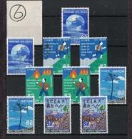 Japan 2016.11.04 Establishment Of World Tsunami Awareness Day (used)⑥ - 1989-... Empereur Akihito (Ere Heisei)