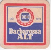 Barbarossa Alt - Beer Mats