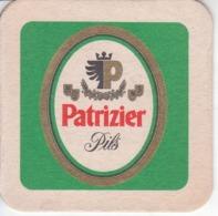 Patrizier Pils - Beer Mats