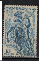 CAMEROUN             N°     YVERT   290       OBLITERE       ( Ob  5/46 ) - Camerún (1915-1959)