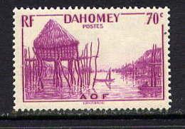 DAHOMEY - 130** - VILLAGE LACUSTRE - Dahomey (1899-1944)