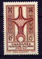 GHADAMES - 6** - CROIX D'AGADES - Unused Stamps