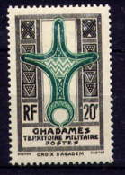 GHADAMES - 7** - CROIX D'AGADES - Unused Stamps