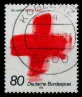 BRD 1988 Nr 1387 Zentrisch Gestempelt X8B4986 - [7] República Federal