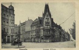 Thionville Avenue Wilson Belle Voiture Ancienne RV - Thionville