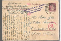 23766 - D'un S.T.O. à HAMBURG - WW II
