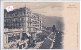 VD- GLION- HOTEL RIGI VAUDOIS - VD Vaud