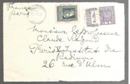 23783 - De WARSZAWA  Pour La France - 1919-1939 Republic