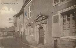 """/ CPA FRANCE 28 """"Authon Du Perche"""" - France"""